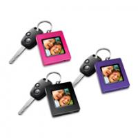 Wholesale 1.1'' TFT digital key chain with apple shape from china suppliers