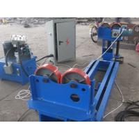 Wholesale High Speed Pipe Welding Rotator Up / Down Roller With Hydraulic Lift System from china suppliers