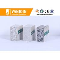 Wholesale 100MM Fireproof Precast Concrete Exterior Wall Panels / Polyurethane Foam Wall Panels from china suppliers