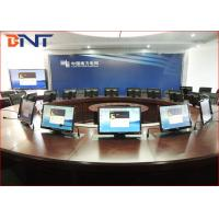 Wholesale Commercial Meeting Table Motorized Pop Up Lift For 19 - 24 Inch LCD Screen from china suppliers