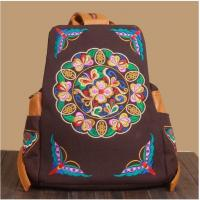 Wholesale Backpack women cute travel backpacks hand charming embroidery shoulder bag from china suppliers