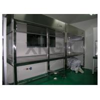 Quality Customized Size Vertical Laminar Airflow Hood , Stainless Steel Housing Biological Safety Cabinet / Hood for sale