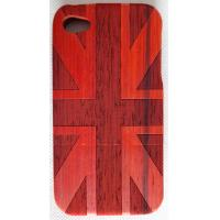 Wholesale Wood Cell Phone Case ,  Iphone Phone Case Log  /  Mosaic Color from china suppliers