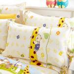 100% Cotton Cartoon Giraffe Design Cute King Size Bedding Sets