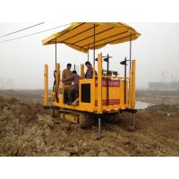 Buy cheap DYLB type CPT Drill rig vehicle for soil cpt testing machine from wholesalers