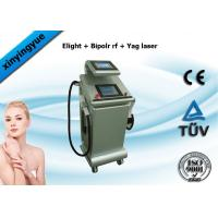 Wholesale SHR E- Light Full Body Laser Hair Removal Machine RF Skin Tightening Equipment from china suppliers