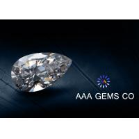 Wholesale Enhanced Pear Shaped Moissanite Colorless 3 Carat Polished Good from china suppliers