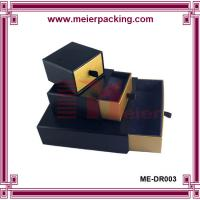 Wholesale Custom design earring boxes paper drawer box paper packing ME-DR003 from china suppliers