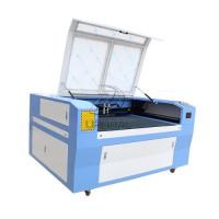 Wholesale Cheap 1390 Titanimum Plate OSB Board Laser Cutter Engraver Machine with Dual Heads from china suppliers