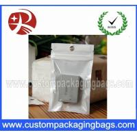 Wholesale Ziplock Plastic Hanger Bags for Battery , Recycled  plastic bag hanger from china suppliers