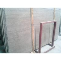 Wholesale Chinese coffee wood grain marble,wooden marble tile,grey marble from china suppliers