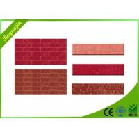 Wholesale Durable multicolor flexible wall tiles for exterior decoration acid-resistance from china suppliers