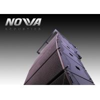 Wholesale High Power Line Array Subwoofer / Speakers For Rental / Theme Parks from china suppliers