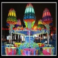 Wholesale Amusement park portable mini happy jellyfish rides from china suppliers