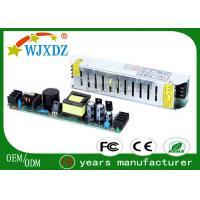 Wholesale Low Noise IP20 Led Tape Light Power Supply , Led Strip Power Supply 12v 120W 10A from china suppliers