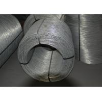 Wholesale Dia. 1.20mm - 3.50mm Electro Galvanized Wire , Zinc Coated Steel Wire from china suppliers
