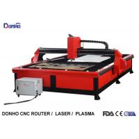 Wholesale Red Color Plasma Metal Cutting Machine with 2000 mm x 3000 mm Working Size from china suppliers