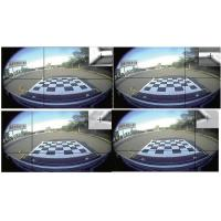 Wholesale Around View Monitor Parking Guidance 360 Degree BusCamera Systems, Bird View Image from china suppliers