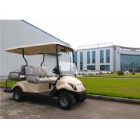 Wholesale 2+2 Seater Golf Electric Cart , 4 Passenger Street Legal Golf Carts With DC Motor from china suppliers