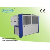 Wholesale Trade Assurance Supplier CE Certified Air Cooled Industrial Water Chiller from china suppliers