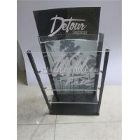 Wholesale Freestanding Acrylic Locking Sunglass Display Case Transparent Color Promotional from china suppliers