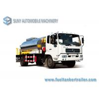 Wholesale Dongfeng 4 x 2 Asphalt Tank Trailer 8000 L -10000 L Tianjin Cab from china suppliers