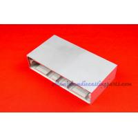 Wholesale Silver Anodize Custom Extruded Aluminum Enclosures For Electrical Control from china suppliers