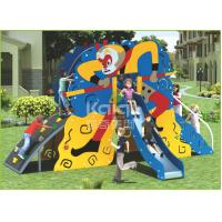 Buy cheap Chinese famous mythology figure structure PE out door playground for kids from wholesalers