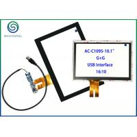 "Wholesale 10.1"" Industrial Panel PC Touch Screen G + G Structure 1 Year Warranty from china suppliers"