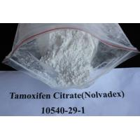 Wholesale Tamoxifen Citrate Nolvadex Legal Bodybuilding Steroids , Bodybuilding Supplements Steroids CAS 54965-24-1 from china suppliers