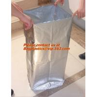 Wholesale bulk plastic waterproof zipper bags, ziplock aluminum foil bag sealer,custom printed foil from china suppliers
