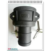 Wholesale hot sales PP camlock quick Coupling Type C from china suppliers