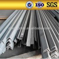 Wholesale L steel angle bar construction building material from china suppliers