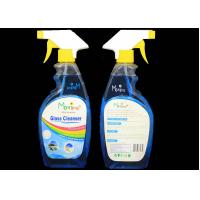 Wholesale Eco-Friendly Liquid All Purpose Glass Cleaner Spray 500ml For Household Cleaning from china suppliers