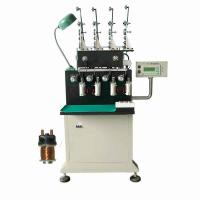 Quality Stator Automatic Winding Machine With High Speed Double Twisting for sale