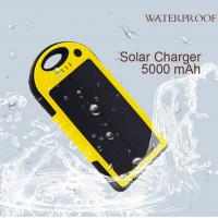Wholesale Mini portable solar mobile charger with 5000mAh from Amax Solar factory from china suppliers