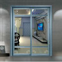 Wholesale Residential Aluminium Sliding Patio Doors / Sliding Glass Interior Doors Frosted from china suppliers