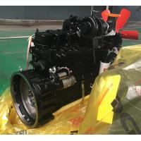 Wholesale 100KW  Multi Cylinder Turbocharged Diesel Engine B Series 135HP Black Color from china suppliers