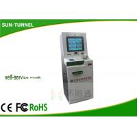 Wholesale Industrial Self Service Check In Kiosk Station 19 Inch LCD Monitor from china suppliers
