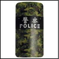 Wholesale Anti Riot french Shiled material PC/ABS 900x500x3mm from china suppliers