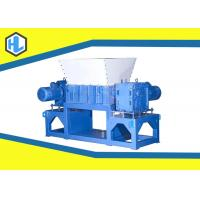 Wholesale 30 Mm Blade Thickness Wood Tree Waster Shredder Machine 45kw Motor Power from china suppliers
