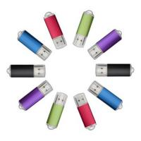 Wholesale Red Blue Purple OTG Pocket USB Thumb Drive Classic Swivel Plastic For Mobile Phone from china suppliers