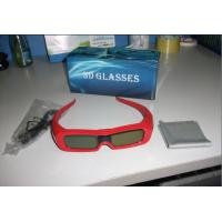 Wholesale USB Rechargeable Universal 3D Active Shutter Glasses 120Hz 1.5mA CE FCC from china suppliers
