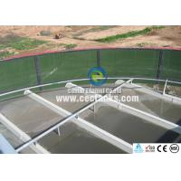 Wholesale Water Storage Glass Fused Steel Tanks with ANSI / AWWA D103 Standard from china suppliers