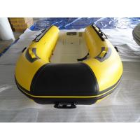 Wholesale Multi Purpose Rubber Small Aluminum RIB Boat 3 Person Inflatable Boat For Fishing from china suppliers