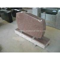 Wholesale India Red Granite European Tombstone / Headstone Design (LY-007) from china suppliers
