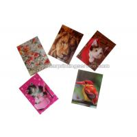 Wholesale Small Size Adhesive 3D Lenticular Stickers PET/ PP Printing For Key Chain from china suppliers