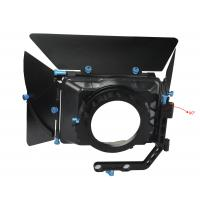 Wholesale Adjustable Blade Light Weight Camera 4x4 DSLR Mattebox All Metal Construction from china suppliers