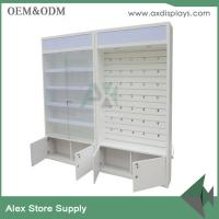 Wholesale Mobile accessories display showcase mobile phone shop interior display from china suppliers