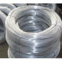 Wholesale 2mm 2.45mm Hot Dipped Galvanized Wire from china suppliers